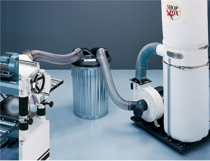 DUST COLLECTOR SEPARATOR