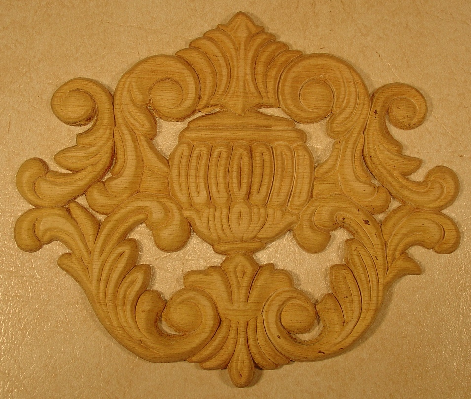 Appliques Embossed Carvings Onlays 251282