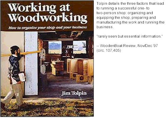 Woodworking Techinques Books Pg1