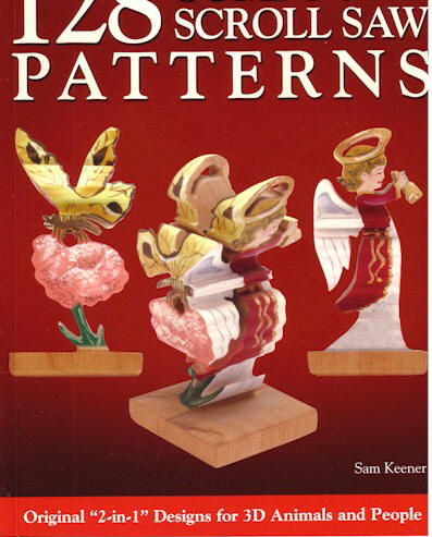 SCROLL SAW PATTERN BOOK