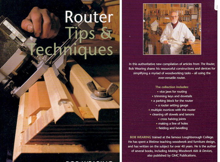 Books Woodworking Routers
