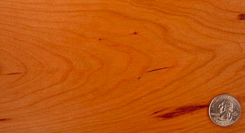 plywood cherry
